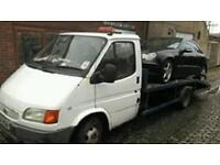 Ford transit recovery truck 2.5 di turbo 1998