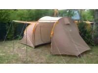Quecha 4man tent