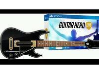 Guitar Hero PS4 Wanted
