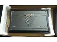 Kicker zx1000.1 amp