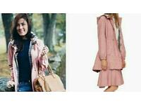 Tory burch pink coat