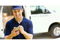 Immediate start parcel Delivery Driver