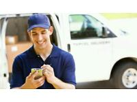 COURIERS NEEDED £110 PER DAY