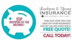 Call for insurance quotes