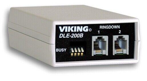 Viking Electronics VK-DLE-200B Two-Way Line Emulator