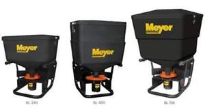 Salt Spreaders Buy the Best From Meyers