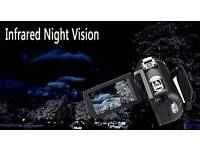 Onshowy Full HD 1080p Infrared Night Vision Digital Camcorder