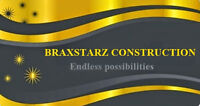 Braxstarz Construction is your #1 choice for home renovations