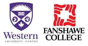 Fanshawe/Western Text London Ontario image 1