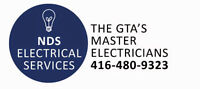 LICENSED FRIENDLY MASTER ELECTRICIANS – FREE QUOTES!