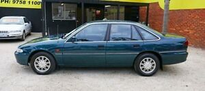 1996 Toyota Lexcen T4 VXi Green 4 Speed Automatic Sedan Upper Ferntree Gully Knox Area Preview