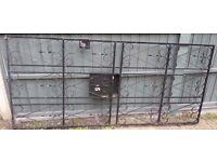 Entrance, Garden Iron Gate
