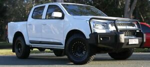 2015 Holden Colorado RG MY15 LS Crew Cab White 6 Speed Sports Automatic Utility Southport Gold Coast City Preview