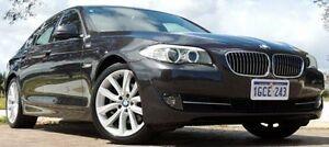 2010 BMW 528I F10 MY11 Steptronic Grey 8 Speed Sports Automatic Sedan Glendalough Stirling Area Preview