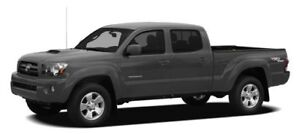 2010 Toyota Tacoma V6 TO BE SOLD AS-TRADED