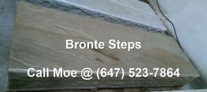 Bronte Steps Bronte Outdoor Steps Natural Stone Steps 4 5 6 8