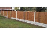 Fence Panels, Fencing Materials