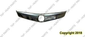 Grille Moulding Upper Acura TSX 2009-2010