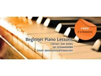 Beginner Piano Cardiff - Learn the music you want!