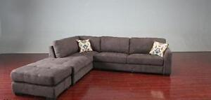 HIGH QUALITY FABRIC SECTIONALS ON SALE  (AD 184)