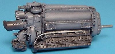 Aires 4176 1/48 P38 Allison V1710/89 Engine