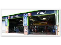 Car & Commercial Tyre Technician/Breakdown Fitter Required (Campsie Depot)