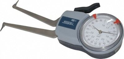Spi 1.6 To 2.4 Inch Inside Dial Caliper Gage 0.0005 Inch Graduation 0.0015 ...