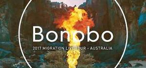 2 x GA Tickets for Bonobo. e-tickets. Hordern Pavilion - Sydney Queenscliff Manly Area Preview