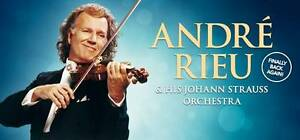 ANDRE RIEU and his Johann Strauss Orchestra Arena Tour 2016 Petrie Pine Rivers Area Preview