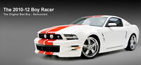 BODY KIT BOY RACER 3D CARBON, MUSTANG 2010-2012 MEILLEUR PRIX GA