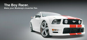 BODY KIT BOY RACER 691012 11 PCS 3D CARBON, MUSTANG 2005-2009 ME West Island Greater Montréal image 1