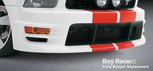 BODY KIT BOY RACER 691012 11 PCS 3D CARBON, MUSTANG 2005-2009 ME West Island Greater Montréal image 4