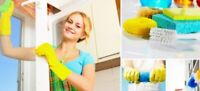 CLEANING/MAID SERVICES BY EUROPEAN PROFESSIONALS AT BEST RATES