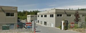 Small affordable M-2 warehouses for sale or lease NE Maple Ridge