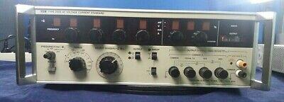 Yokogawa 2558-00 Standard Voltage Current Ac