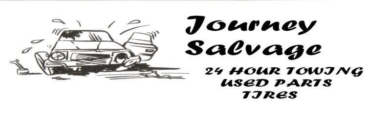 journey salvage