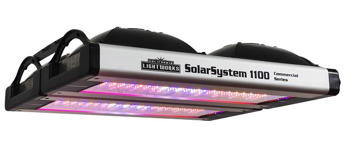 California Lightworks SolarSystem 1100 LED Grow Light