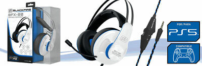 GAMING HEADSET AURICULARES ARDISTEL BLACKFIRE BFX-80 PS4 PS5 NEW SEALED