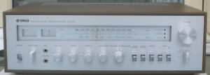 Yamaha CR-600 AM/ FM Stereo Receiver + Original (Paper) Manual+