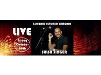 LIVE SALSA MUSIC Manchester