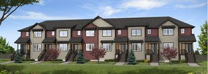 Radiance Condos and Townhomes in Eaux Claires (North Edmonton) Edmonton Edmonton Area image 1