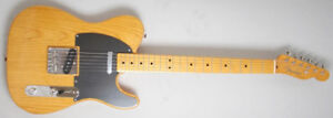 Looking for Japanese Fender Telecaster or Stratocaster