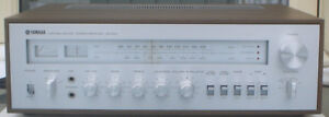 Yamaha CR-600 AM/ FM Stereo Receiver + Original (Paper) Manual +