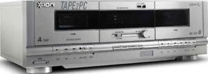 ION Audio Tape 2 PC | USB Cassette Deck Conversion System