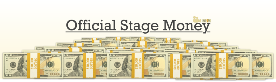Official Stage Money