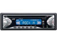 JVC KD-S741R Car Stereo