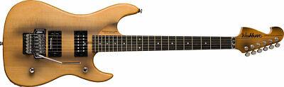 Washburn Nuno Bettencourt N24-NUNO Vintage Mate Guitarra Eléctrica,