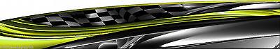 Burnout Race Jr Dragster Side Graphics set Decal Decals Sticker NHRA IHRA