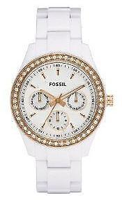 8bc364b0e Womens Fossil Watch Rose Gold
