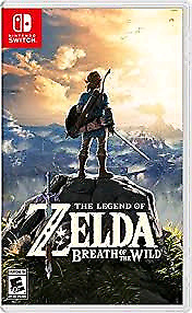 Zelda for the switch